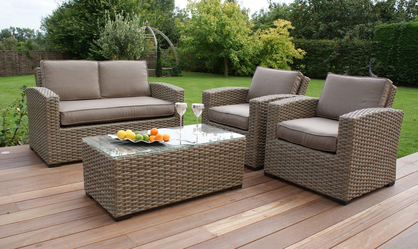 Tips For Ing Rattan Garden Furniture