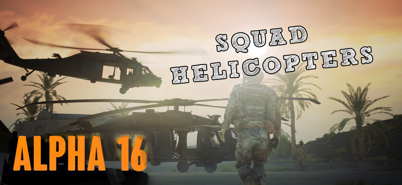 Exciting New Features Added In Squad Alpha 16
