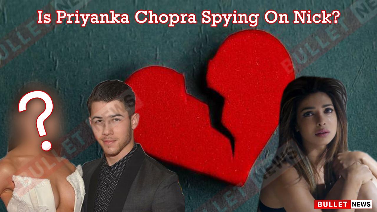 Priyanka Chopra Wakes Up In The Mid Night To Check On Nick Jonas