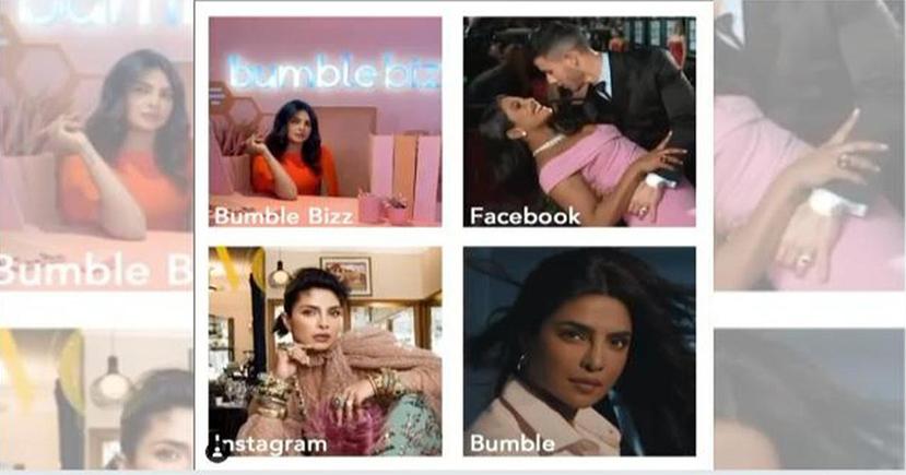 Priyanka Chopra DOLLY CHALLENGE
