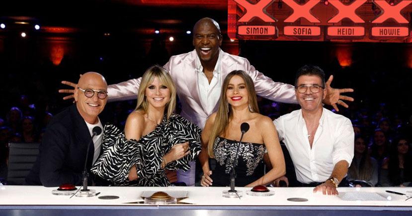 America's Got Talent Judges Panel
