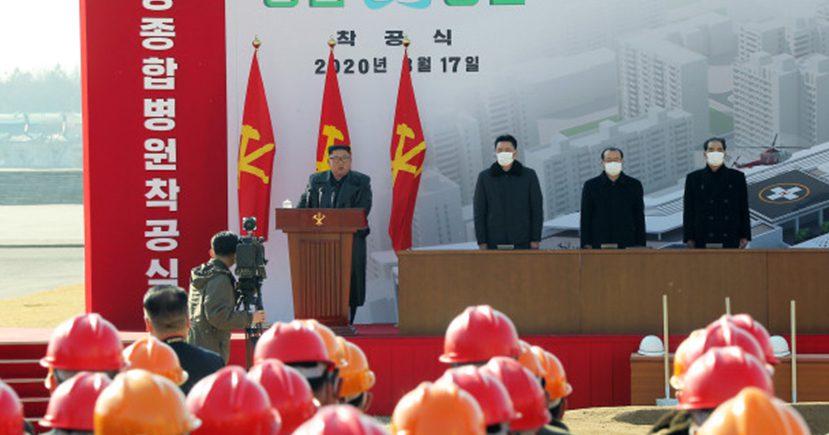north korea says no coronavirus case on its land