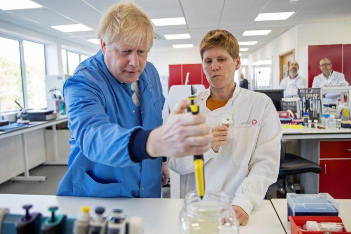 UK preparing the vaccine for coronavirus