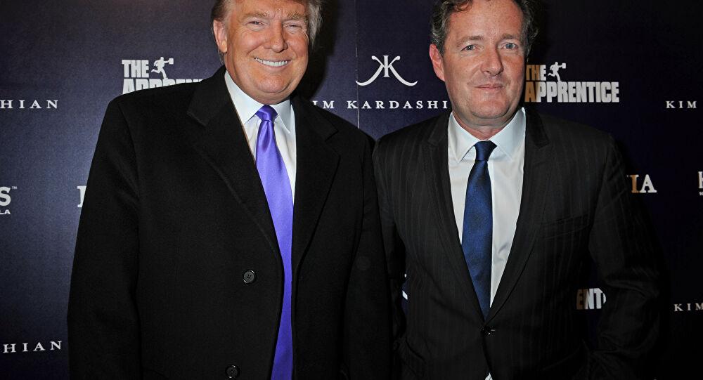 Trump & Morgan