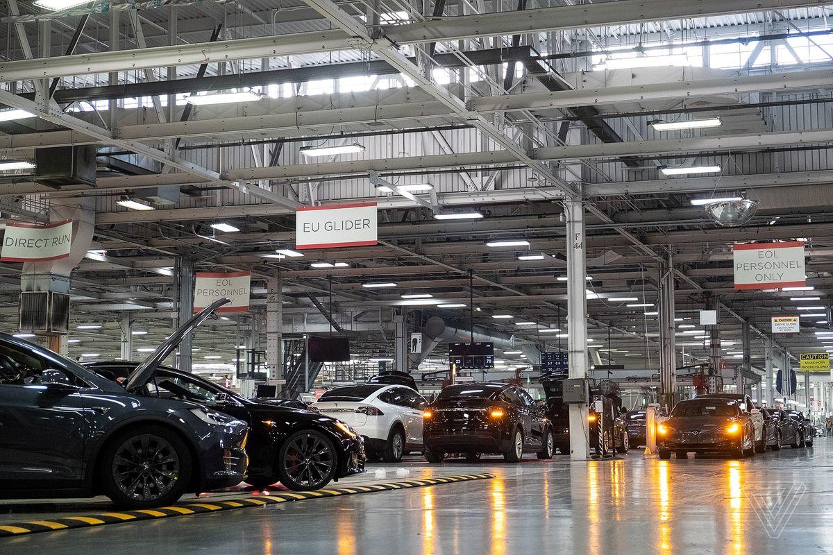 Tesla Workshop