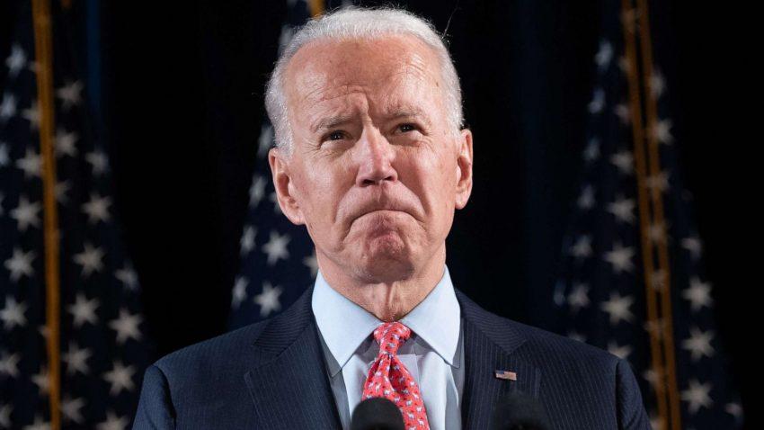 Joe Biden lines up for VP