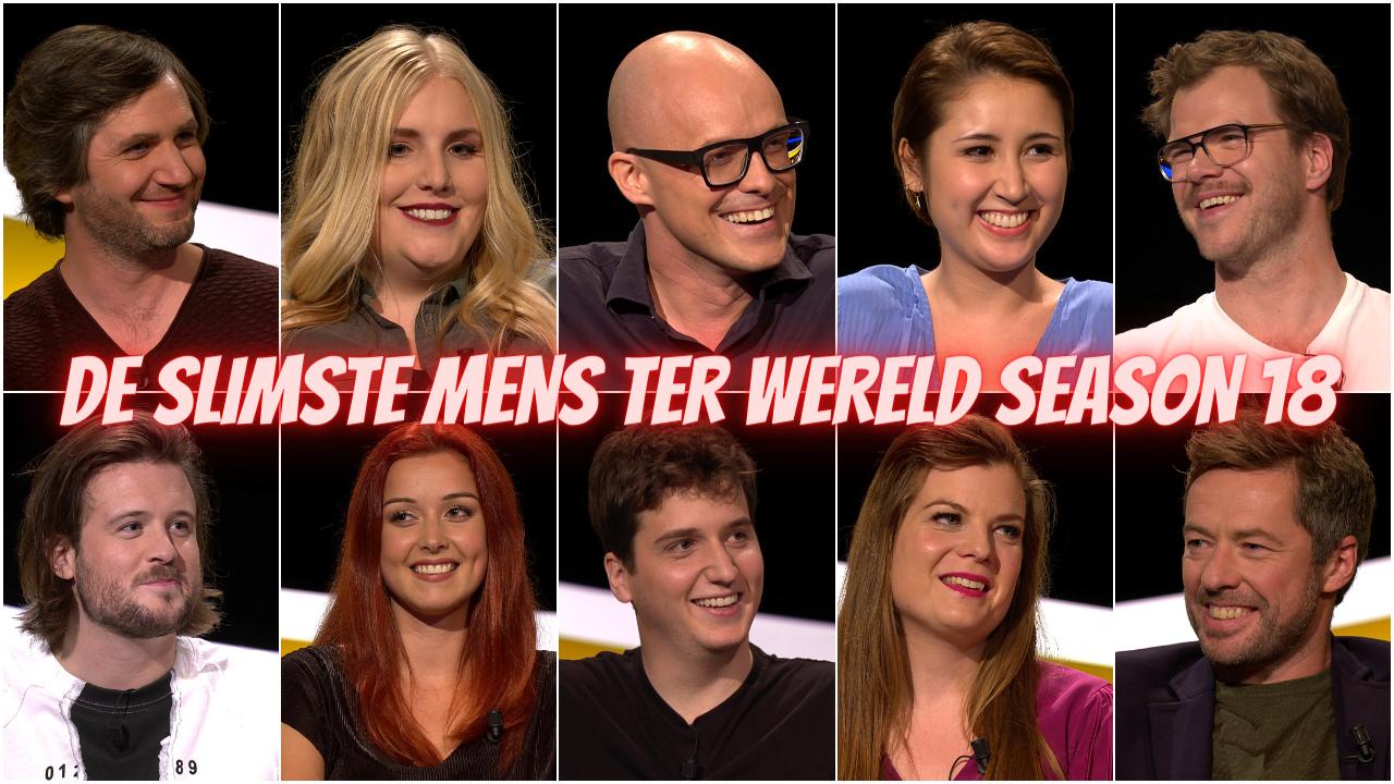 De Slimste Mens Ter Wereld Season 18 Release Date Host Winners Participants And Jury Bullet News