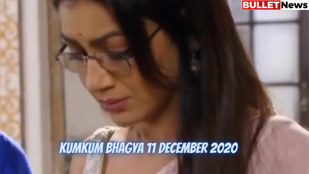 Kumkum Bhagya 11 December 2020