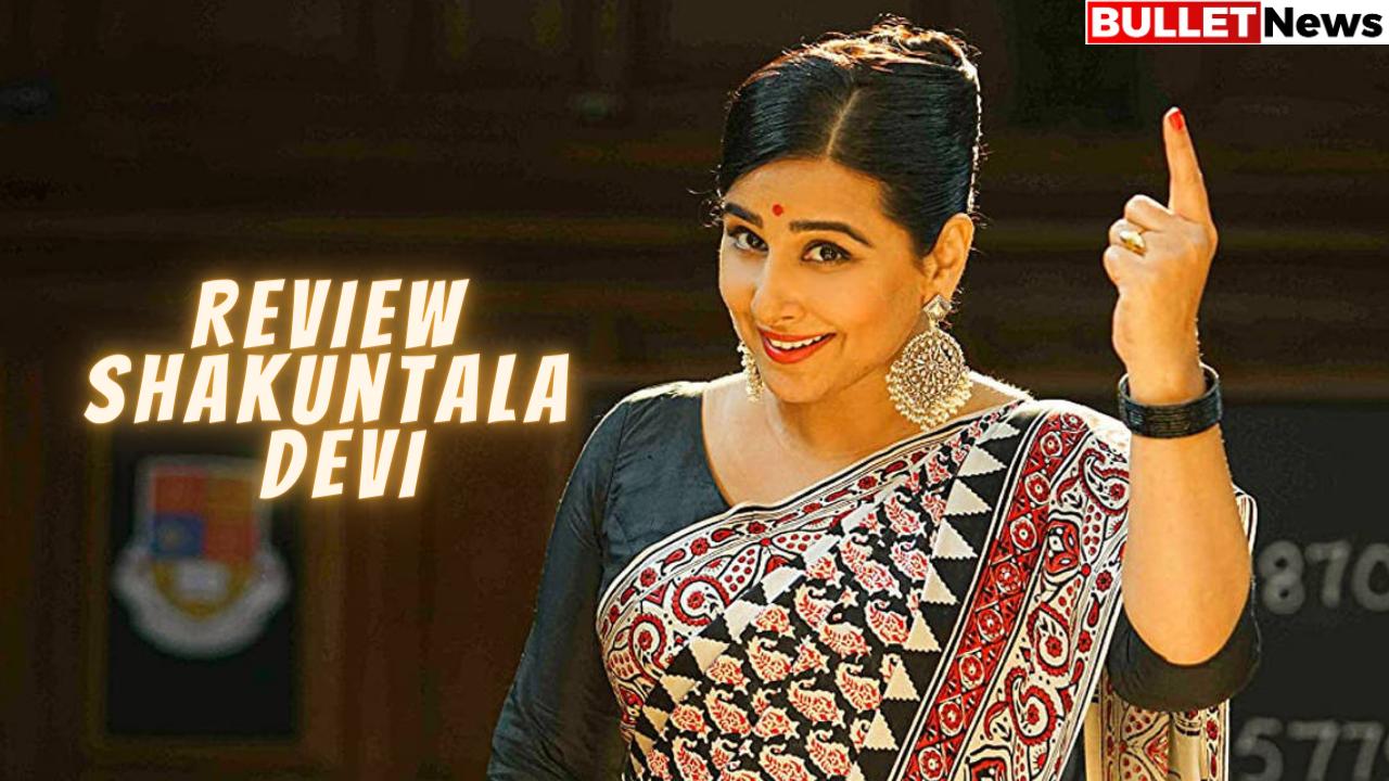 Review Shakuntala Devi