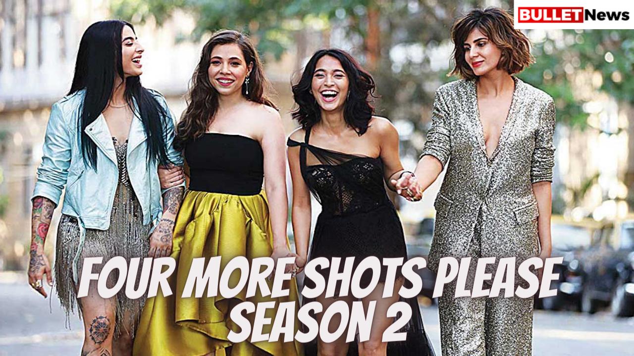 four more shots please season 2 review