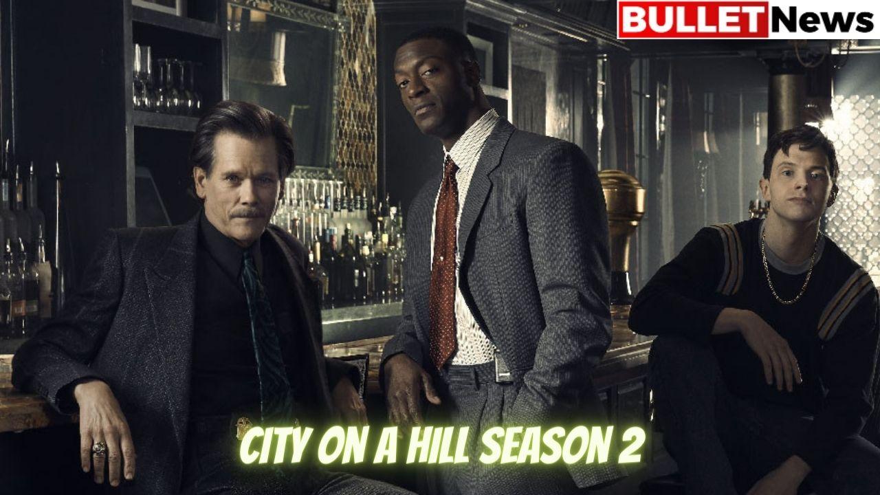 City on a Hill Season 2