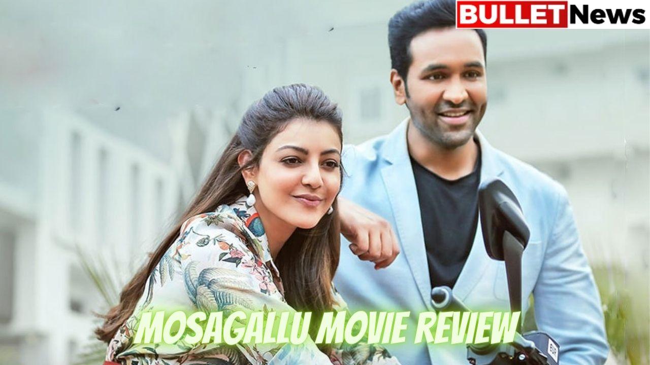 Mosagallu movie review