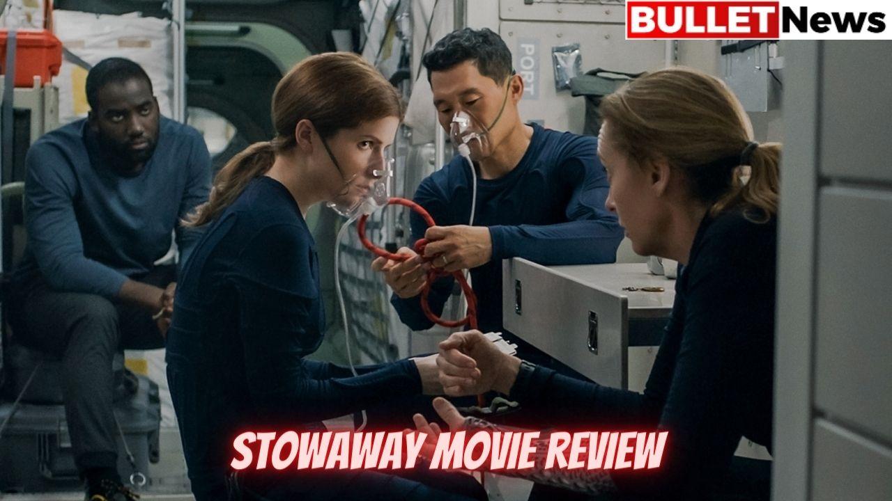 Stowaway movie review