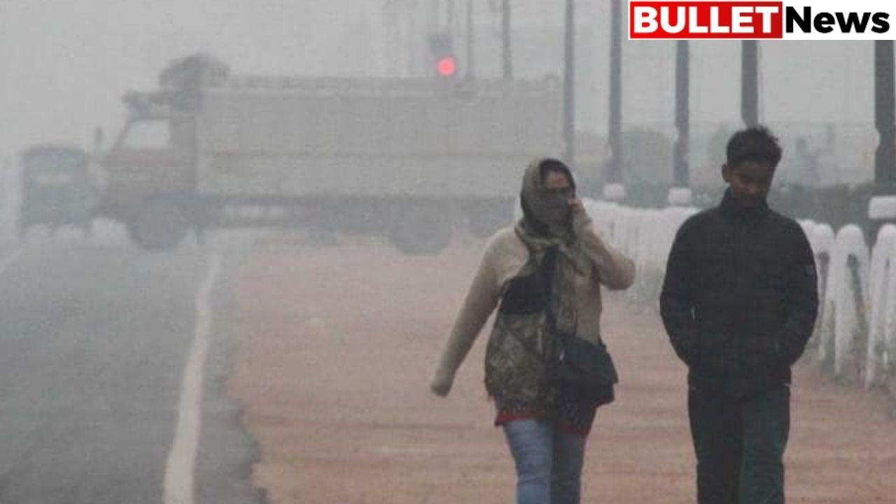 Delhi cold chills in June
