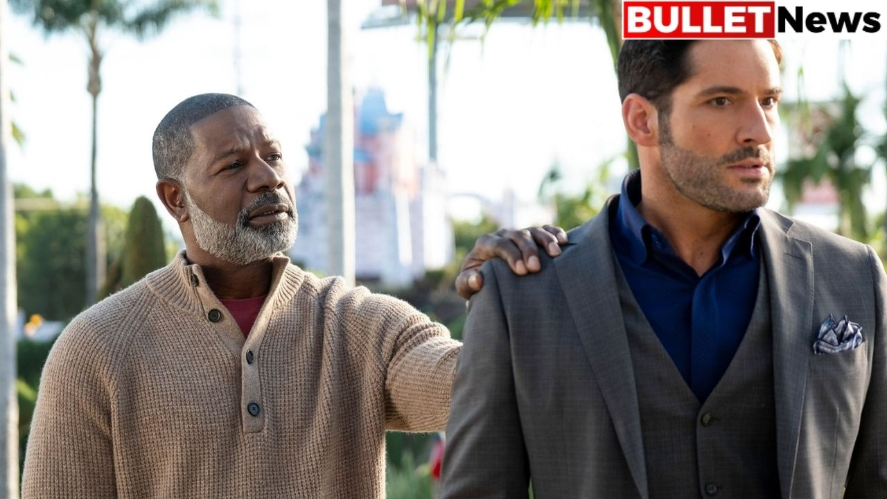 Lucifer Season 5 Part B Review