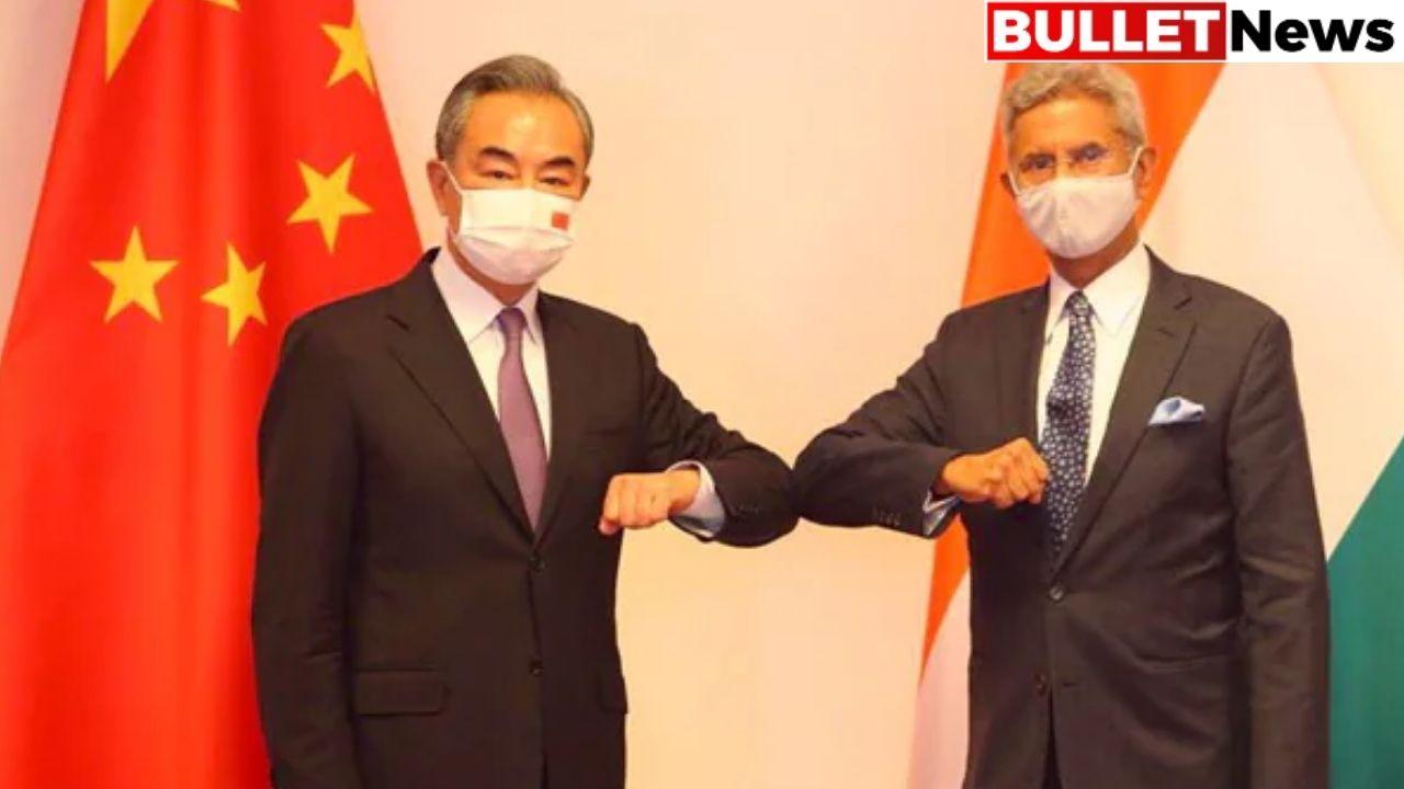 China told India