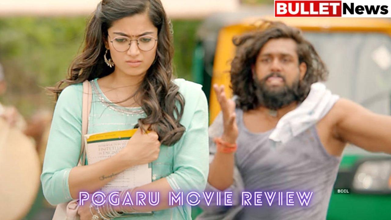 Pogaru Movie Review
