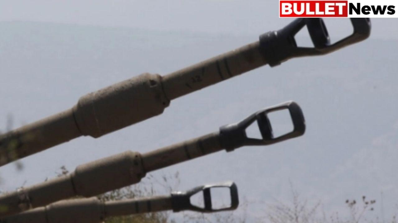 Israel shot back after 3 rockets